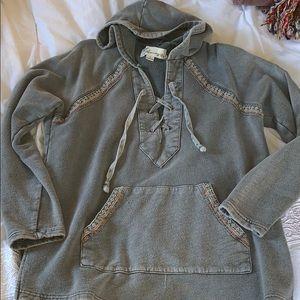 Vintage Havana hoodie sweatshirt S